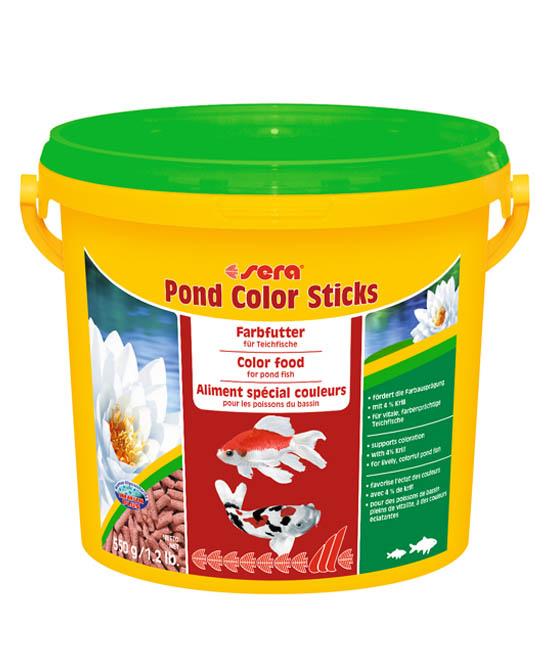 pond color stick 550g