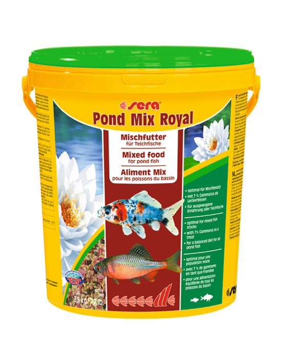 pond mix royal21l