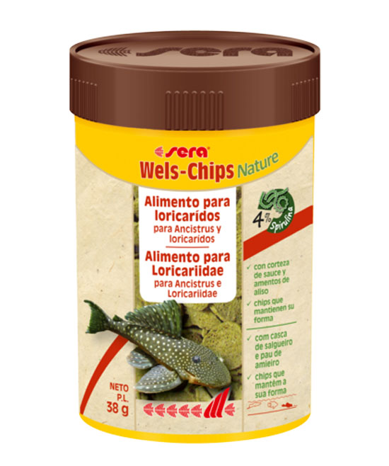 well-chips 38g